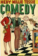 Comedy Comics Vol 2 5