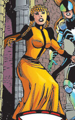 Crystalia Amaquelin (Earth-398) from Avengers Vol 3 2 0001