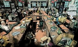 Daily Bugle (Earth-12121) Daredevil End of Days Vol 1 1