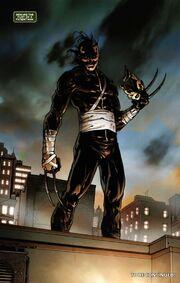 Daken Dark Wolverine Vol 1 1 page 22 Daken (Akihiro) (Earth-616)