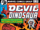 Devil Dinosaur Vol 1 9