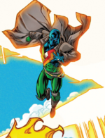 Doctor Justice (John) (Warp World) (Earth-616) from Secret Warps Ghost Panther Annual Vol 1 1 001