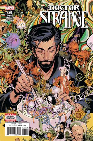 Doctor Strange Vol 4 20