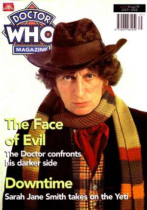 Doctor Who Magazine Vol 1 229