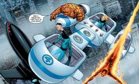 Fantasti-Car MK II from Astonishing X-Men Vol 3 7 0001