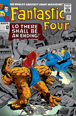 Fantastic Four Vol 1 43