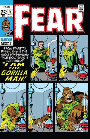 Fear Vol 1 5
