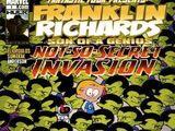 Franklin Richards: Not-so-Secret Invasion Vol 1 1