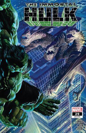 Immortal Hulk Vol 1 29