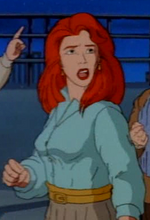 Jean Grey (Earth-534843) from Fantastic Four (1994 animated series) Season 2 9 0001