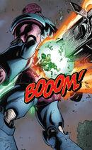 Julian Keller (Earth-616) and Laura Kinney (Earth-616) from New X-Men Vol 2 31 0005