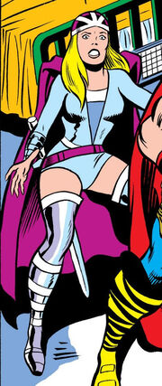 Krista (Earth-616) from Thor Vol 1 229 0001