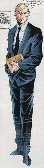 Lee Franks (Earth-616) from Excalibur Vol 1 96