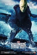 Marvel's Inhumans poster 011