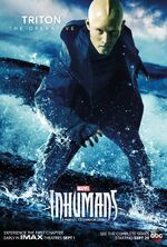 Marvel's Inhumans poster 011