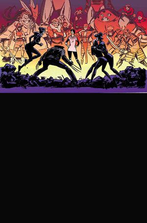 Marvel Knights X-Men Vol 1 4 Textless