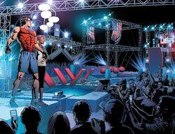 Ninja USA (Earth-616) from Spider-Man 2099 Vol 3 1 001