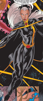 Ororo Munroe (Earth-32000) from X-Men Unlimited Vol 1 26 0001