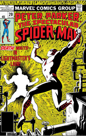 Peter Parker, The Spectacular Spider-Man Vol 1 20