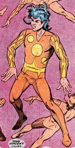 Rico Gawren (Earth-616) from Speedball Vol 1 5 0001