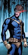 Scott Summers (Earth-616) from War of the Realms Uncanny X-Men Vol 1 1 001
