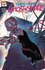 Spider-Gwen: Ghost-Spider Vol 1 5
