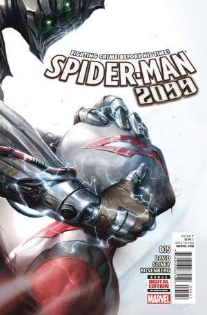 Spider-Man 2099 Vol 3 5