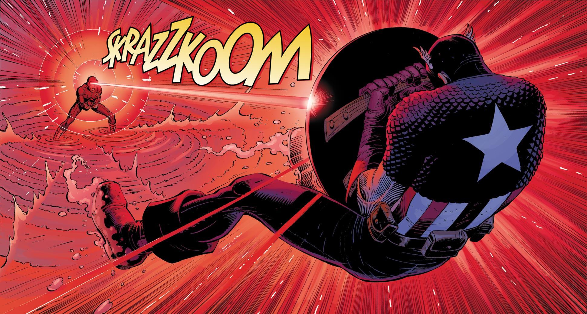 Steven Rogers (Earth-616) | Marvel Database | FANDOM powered