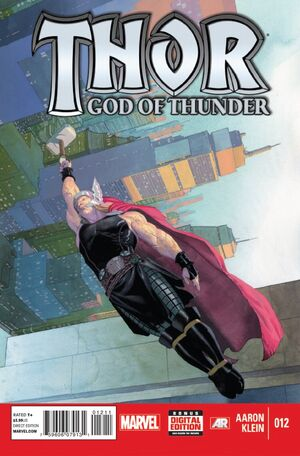 Thor God of Thunder Vol 1 12