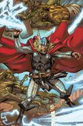 Thor Odinson (Earth-616) from Thor Heaven & Earth Vol 1 3 001