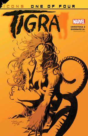 Tigra Vol 1 1