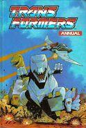 Transformers (UK) Annual Vol 1 1992
