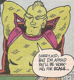 Triton (Earth-77640) from Marvel Age Vol 1 69 0001