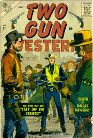 Two Gun Western Vol 2 11