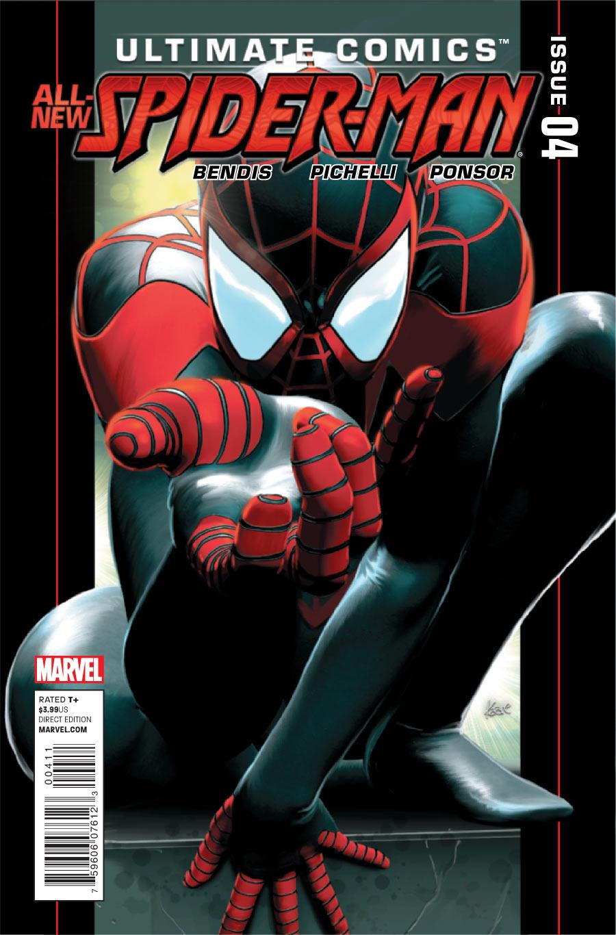 Ultimate Comics Spider-Man Vol 1 4