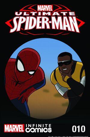 Ultimate Spider-Man Infinite Comic Vol 1 10