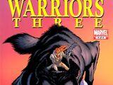 Warriors Three Vol 1 4