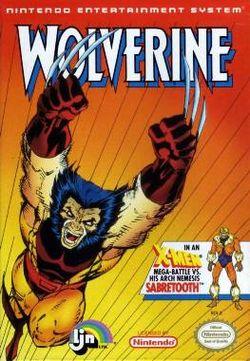 Wolverine 1991 video game