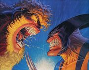 Wolverine Vol 2 90 The Brothers Hildebrandt art