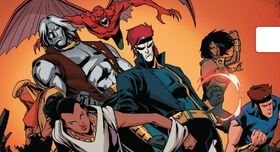 X-Men (Earth-928) from Spider-Man 2099 Vol 4 1