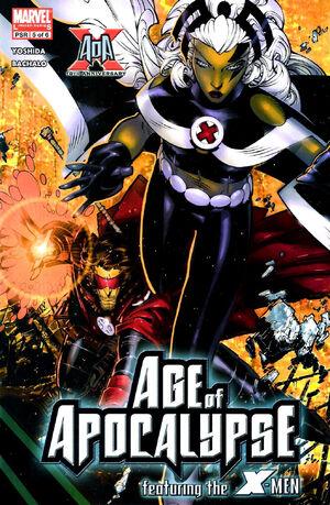 X-Men Age of Apocalypse Vol 1 5