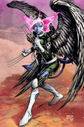 X-Men Legacy Vol 1 235 Variant Finch Textless