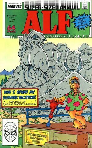 Alf Annual Vol 1 1