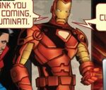 Anthony Stark (Earth-42409) from Marvel Holiday Spectacular 2009 Vol 1 1 001