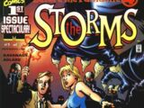 Before the Fantastic Four: The Storms Vol 1 1
