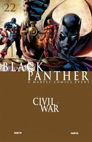 Black Panther Vol 4 22