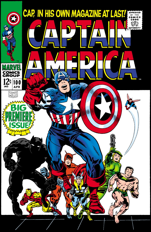 captain america vol 1 100 | marvel database | fandom poweredwikia