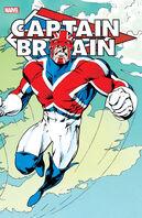 Captain Britain Omnibus Vol 1 1
