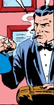 Charlie (Bar With No Name) (Earth-616) from Captain America Vol 1 318 0001