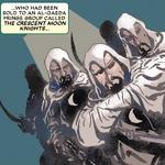 Crescent Moon Knights in Deadpool Max Vol 1 8